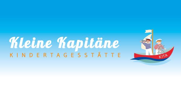 kleine kapitaene kita logo